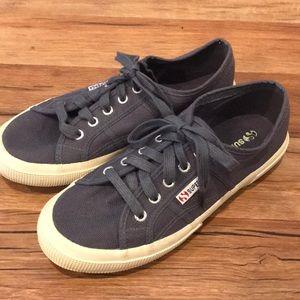 Superga Sneakers Blue Like New